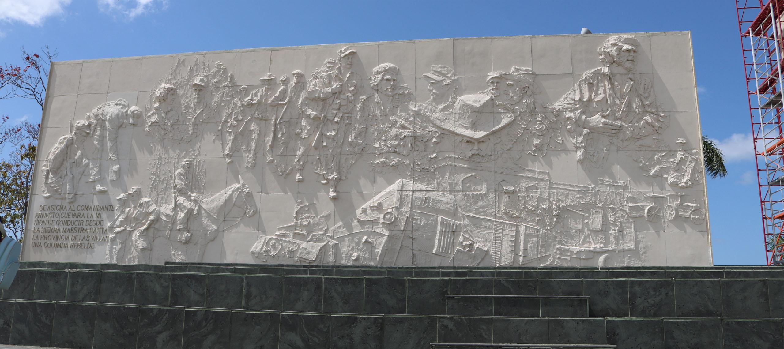 MD Projektmanagement – Monumento del Che Guevara