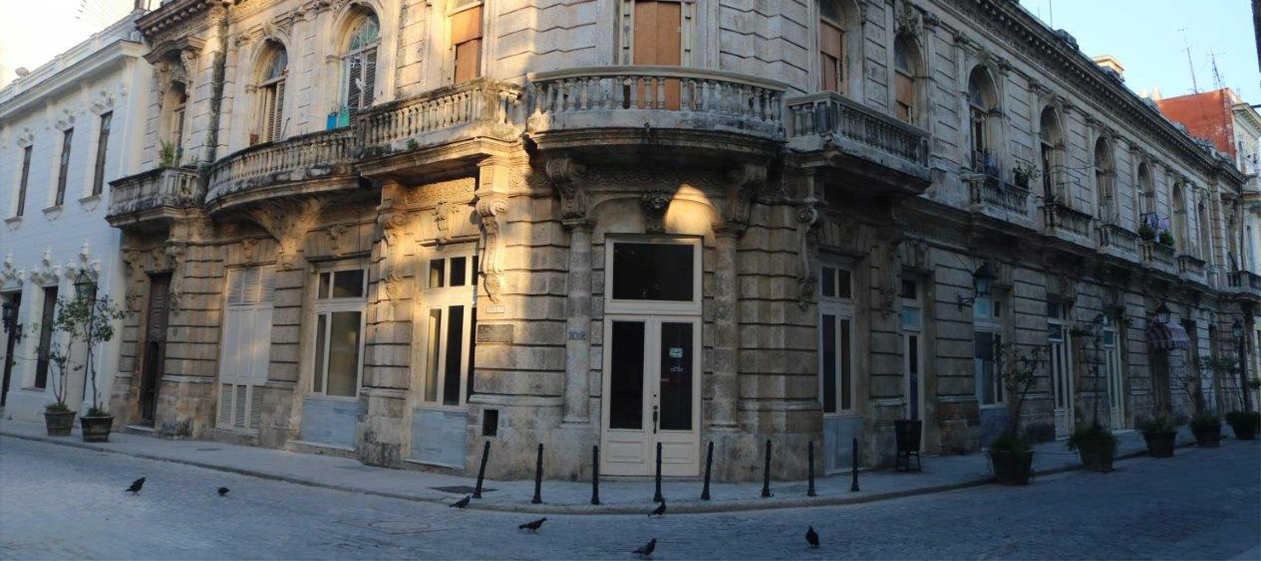 """MD Projektmanagement – Edificio Agencia de Viajes """"San Cristóbal"""", Calle O'Reilly y Tacon"""